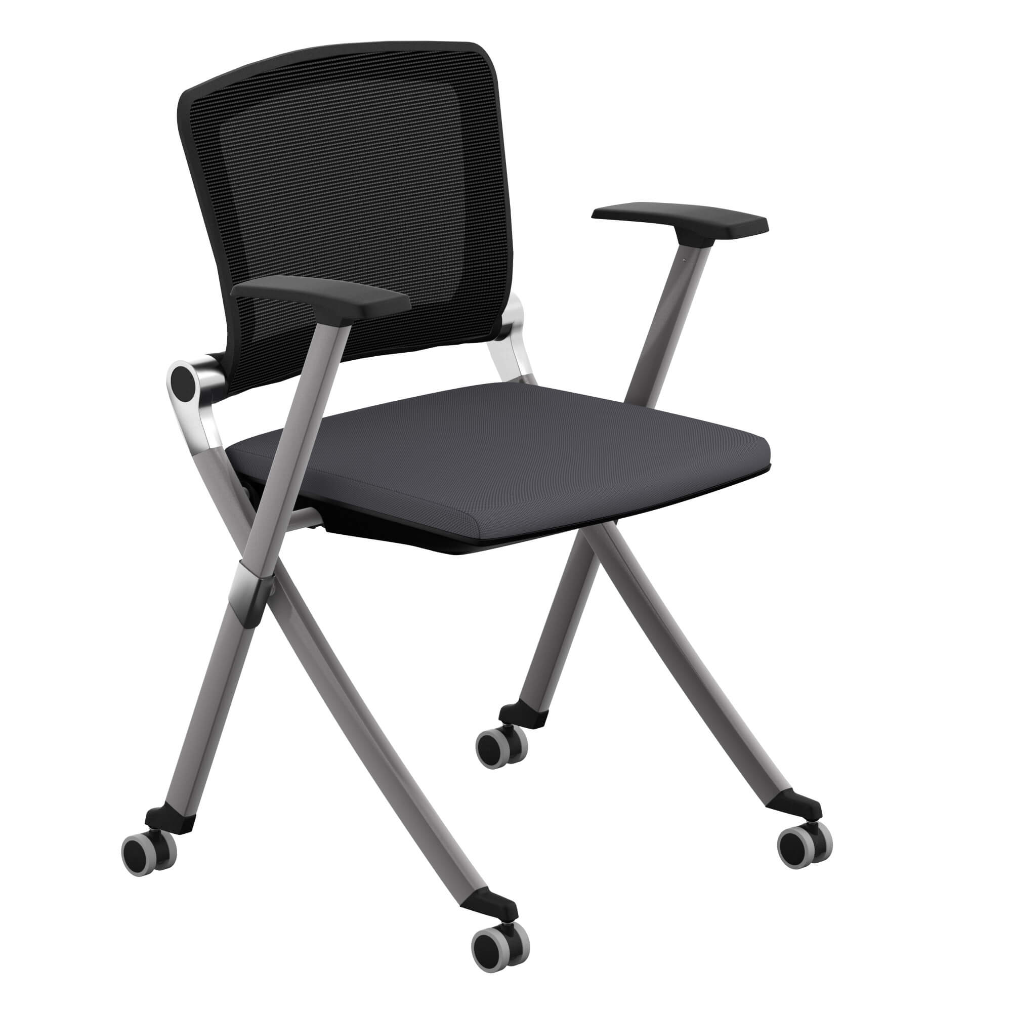 Guest chairs cmf 6400 fx gry 1