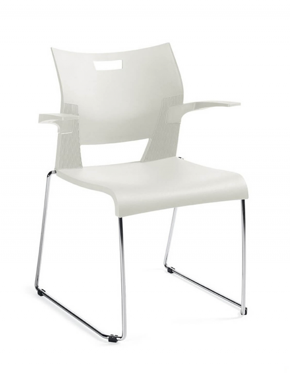 Guest chairs cub 6620 ivc glo