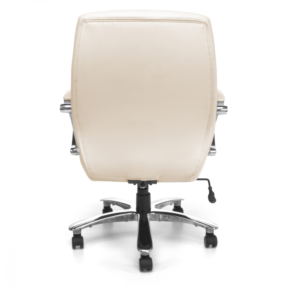 Heavy duty office chairs 500lbs rear view