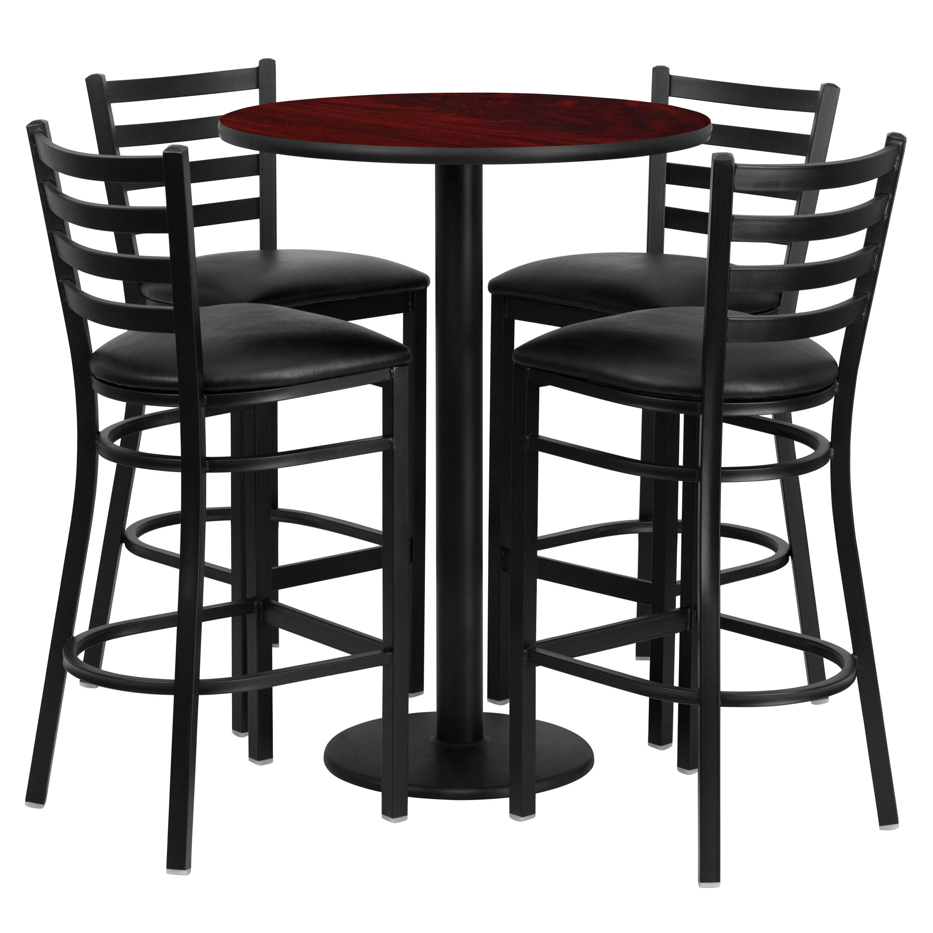 High top table set CUB RSRB1022 GG FLA