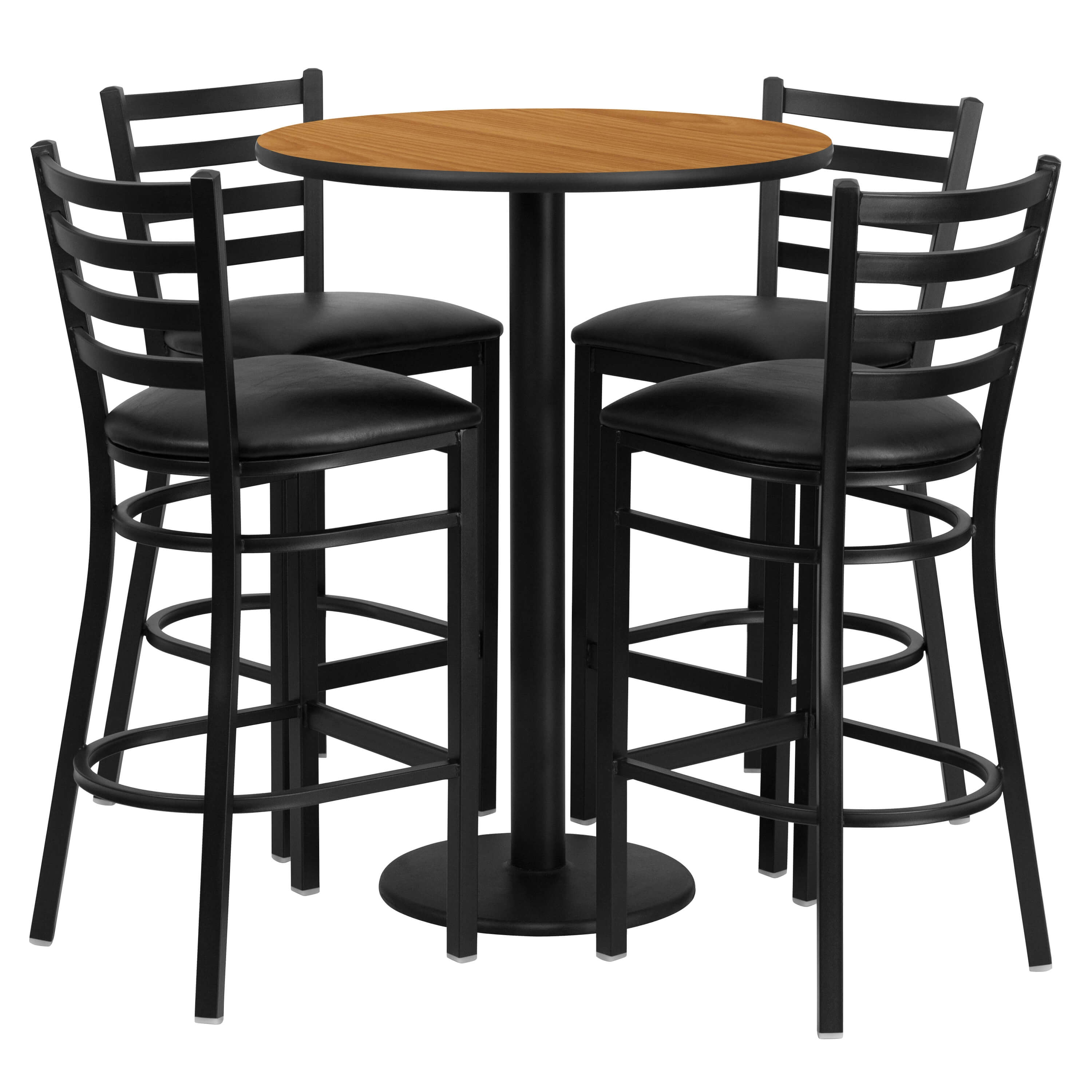 High top table set CUB RSRB1023 GG FLA