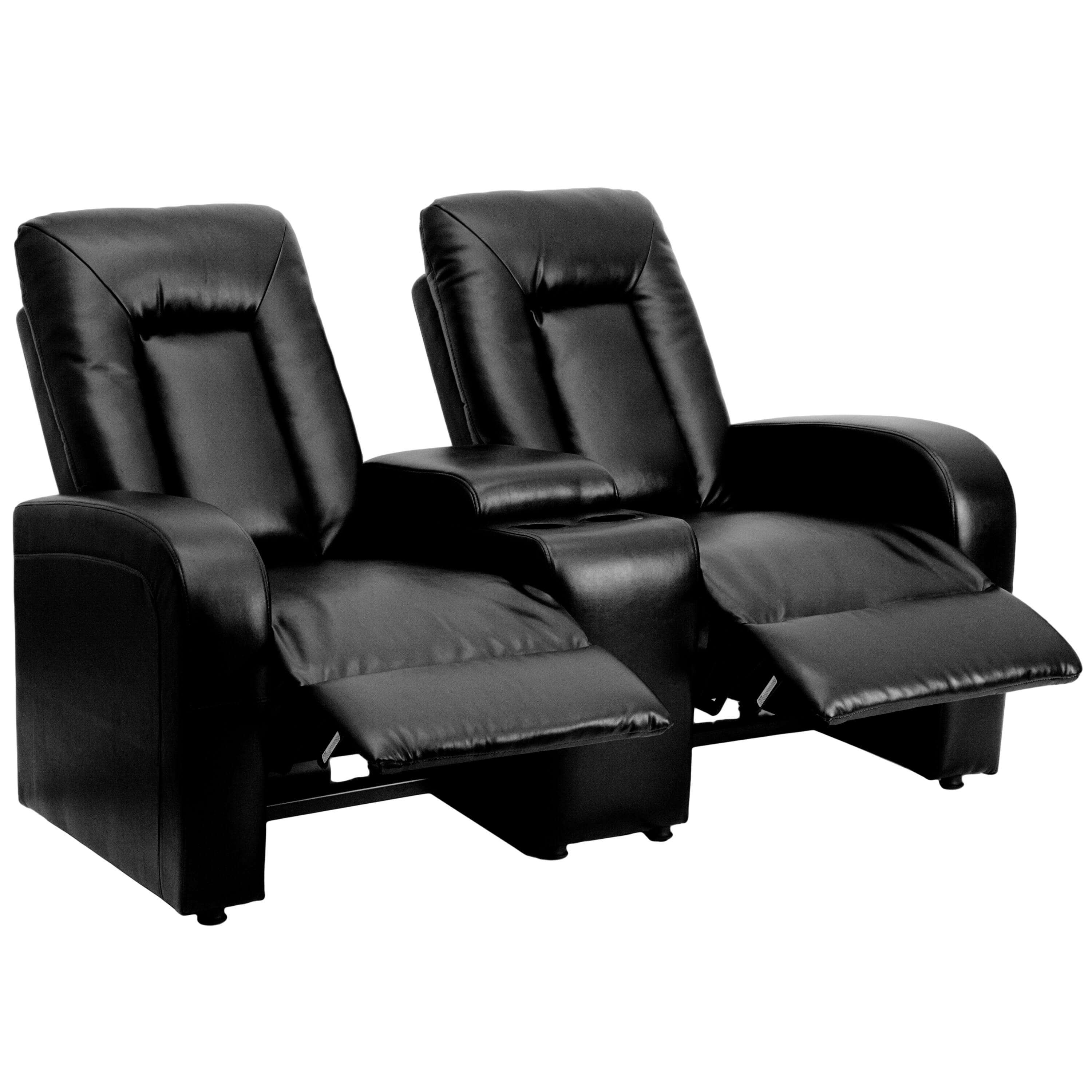 Home theater recliners CUB BT 70259 2 BK GG FLA
