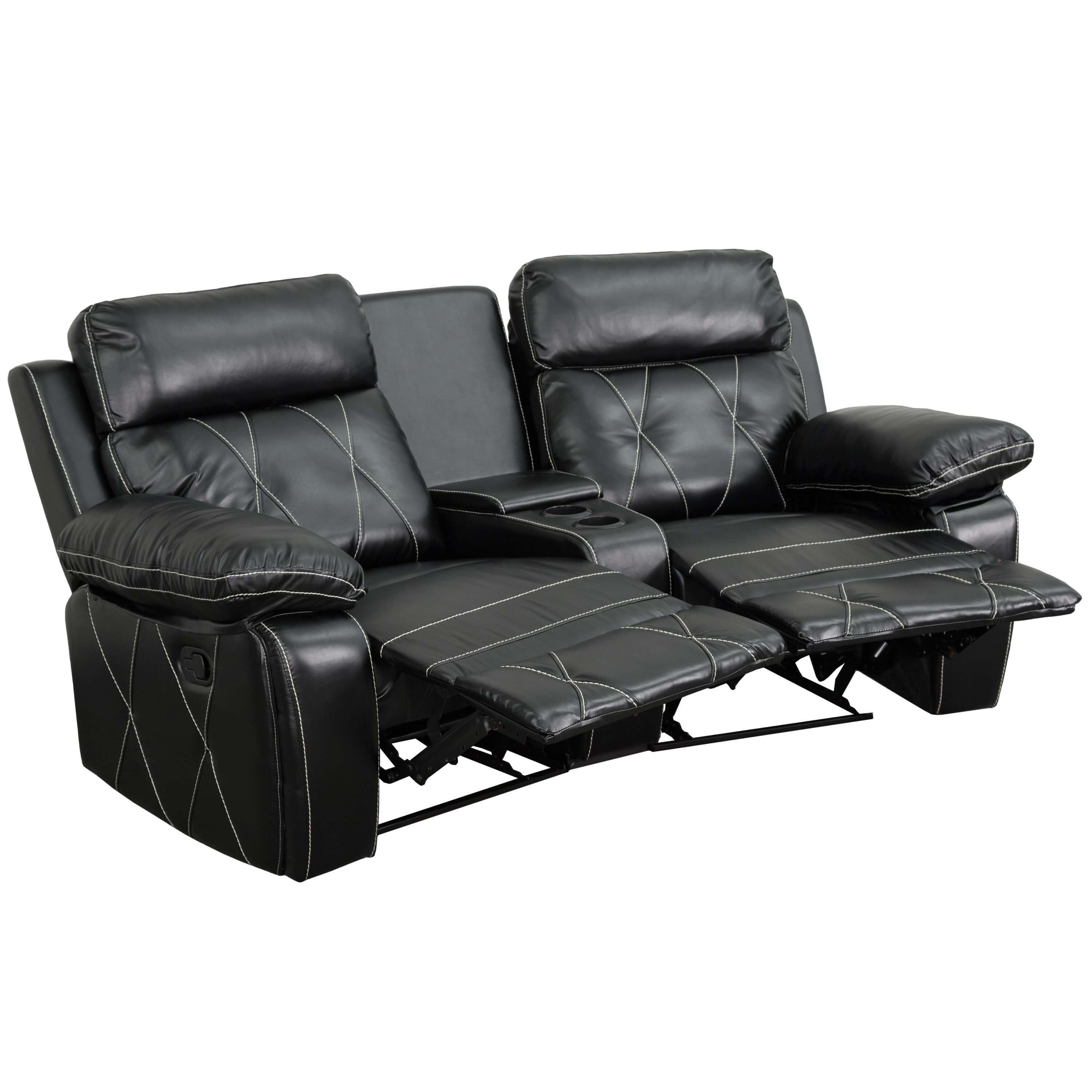 Home theater recliners CUB BT 70530 2 BK CV GG FLA
