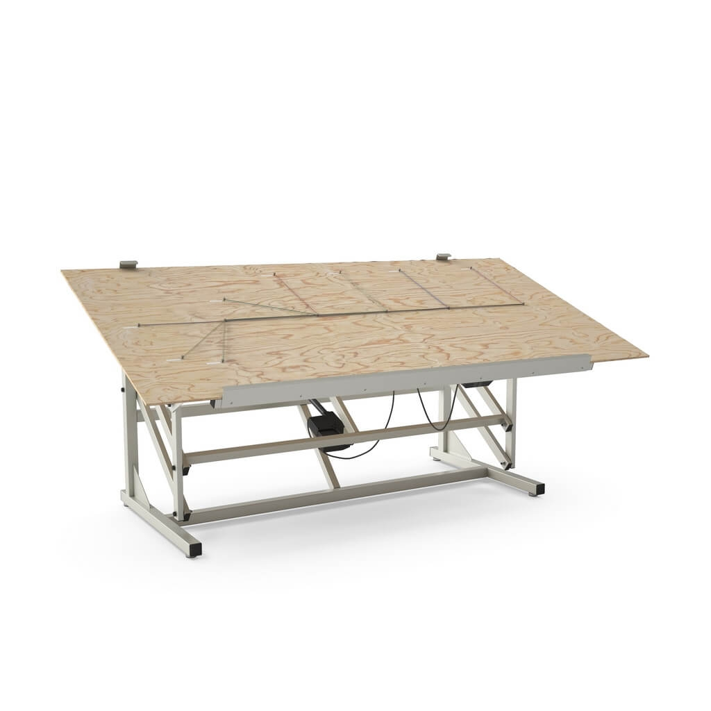 Industrial workbench adjustable work table