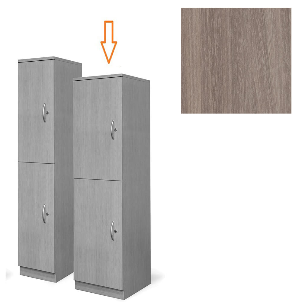 Laminate lockers CUB WLU2PH7 UMS TFL B4B4 ORG
