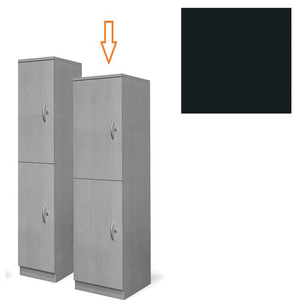 Laminate lockers CUB WLU2PH7 UMS TFL BKBK ORG