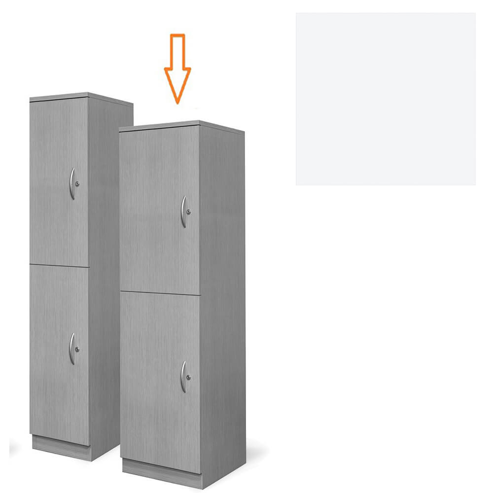 Laminate lockers CUB WLU2PH7 UMS TFL DWDW ORG