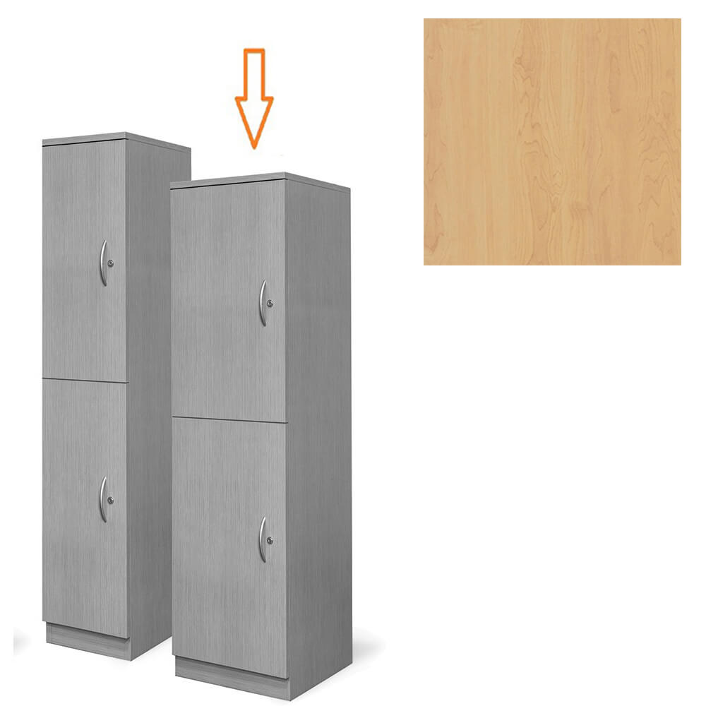 Laminate lockers CUB WLU2PH7 UMS TFL KMKM ORG