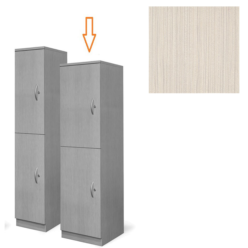 Laminate lockers CUB WLU2PH7 UMS TFL NNNN ORG