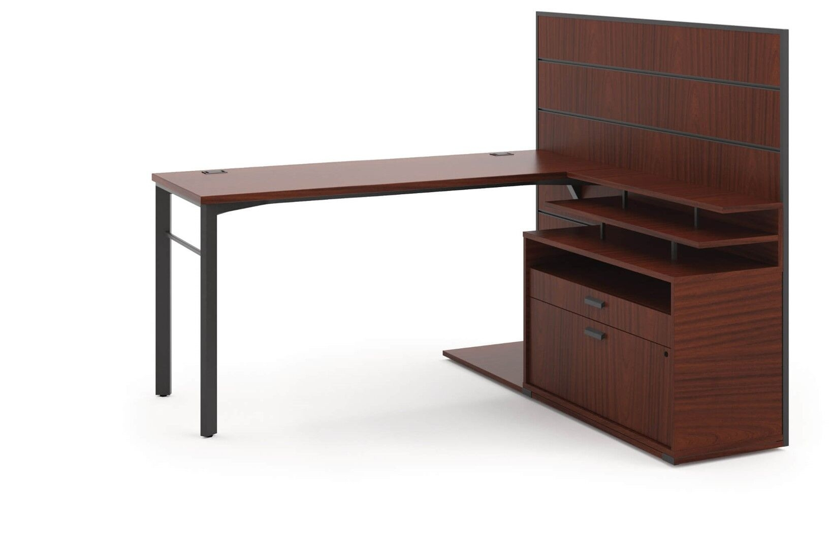 Large l shaped desk CUB HMLDFW6160C NOH_preview