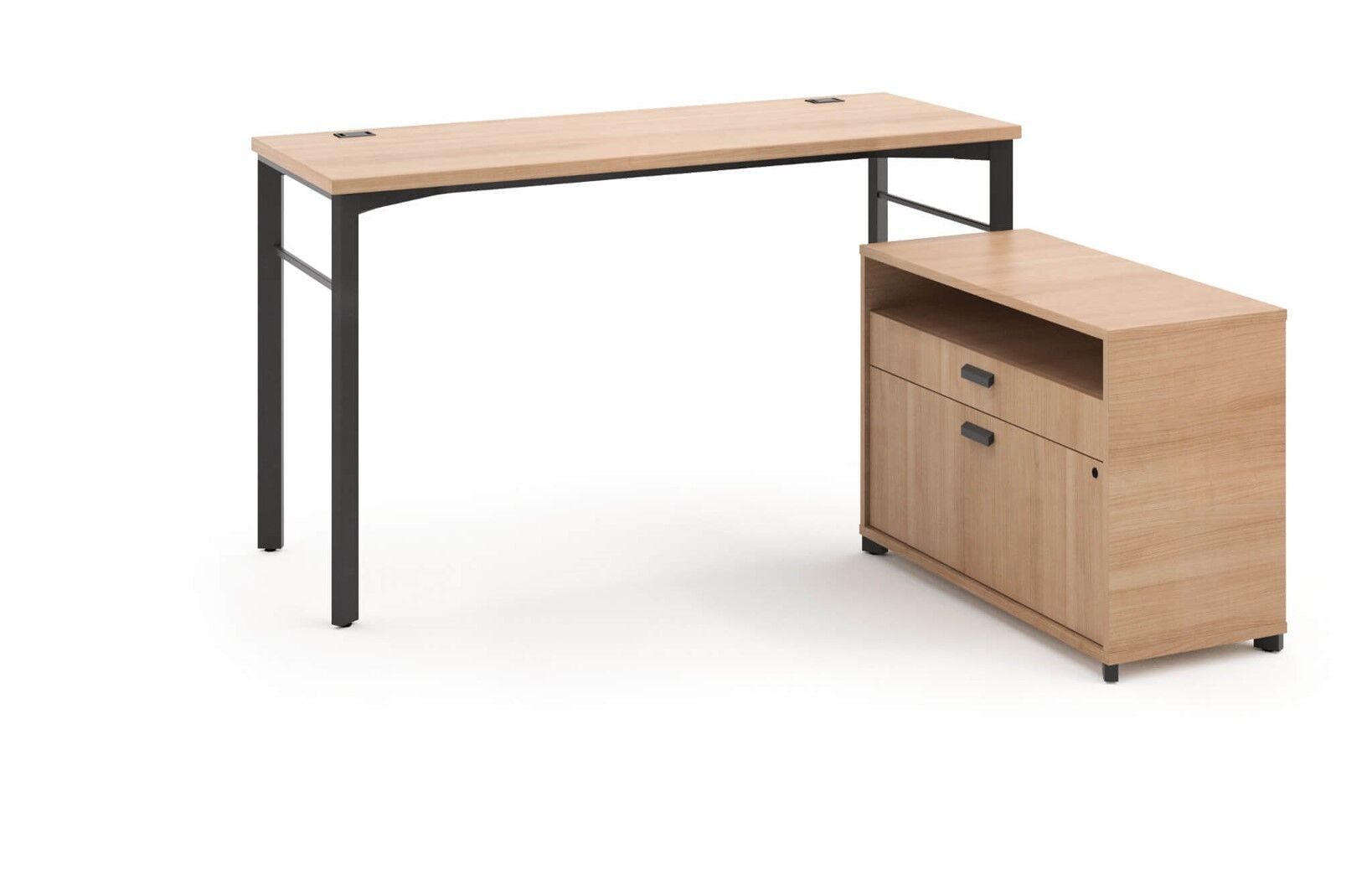 Small Lshaped Desk Florentine Small L Shaped Computer Desk 60 W X 60 D