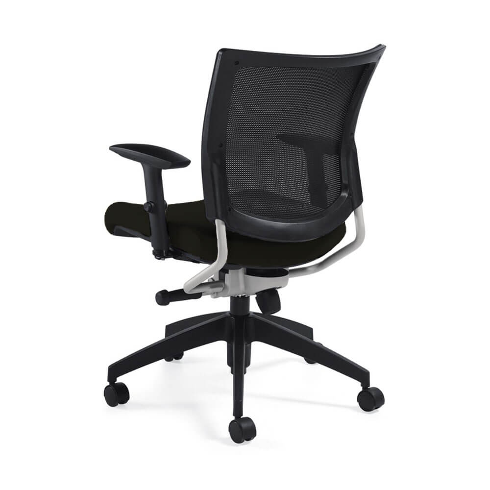 Graphic Mid Back Mesh Desk Chair