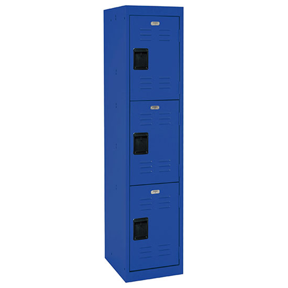 Metal lockers CUB LF3B151866 BLUE EOC