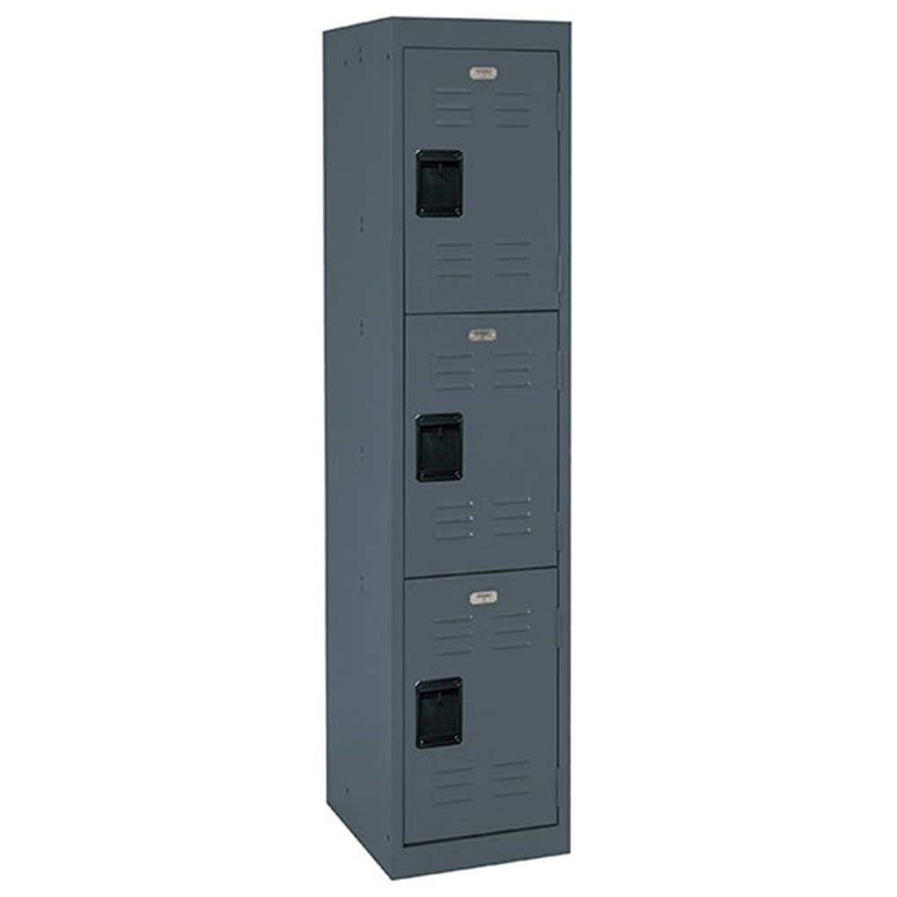 Metal lockers CUB LF3B151866 CHARCOAL EOC