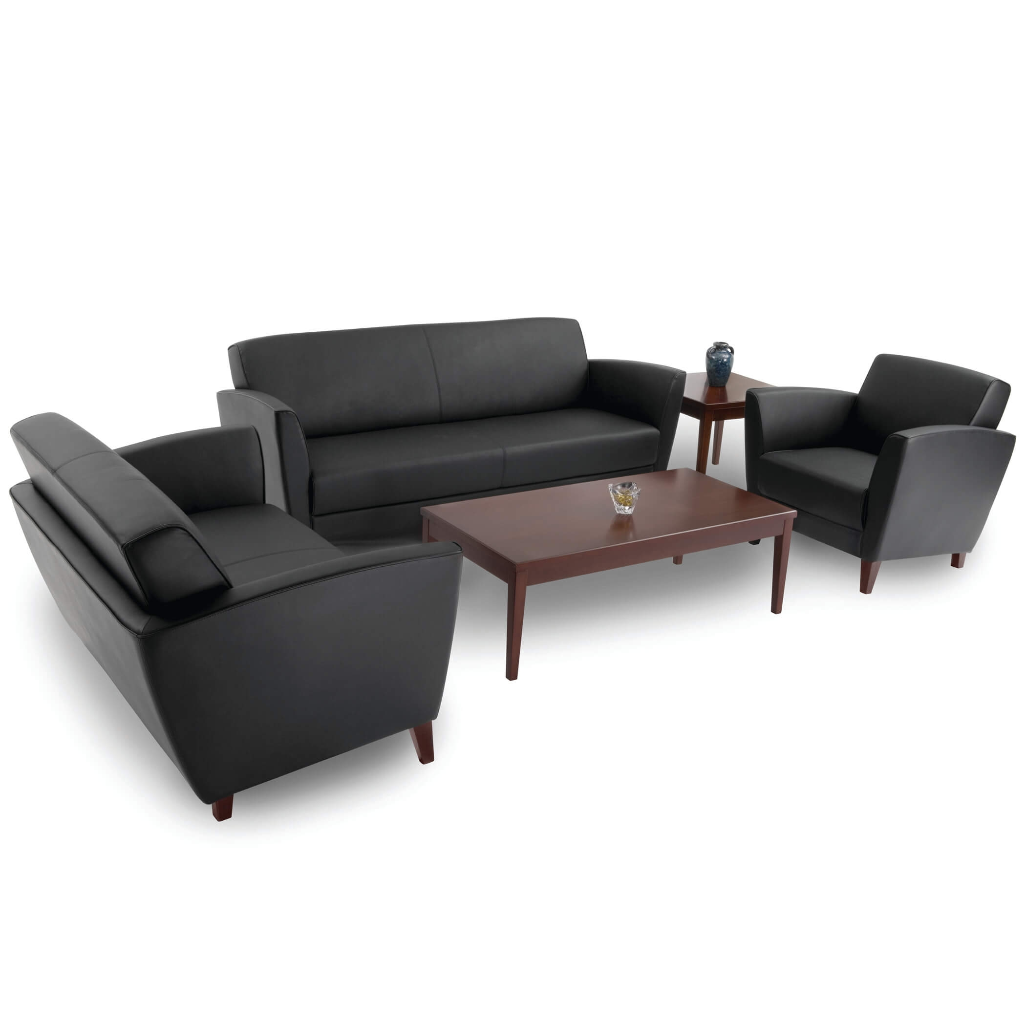 Modern guest chairs set