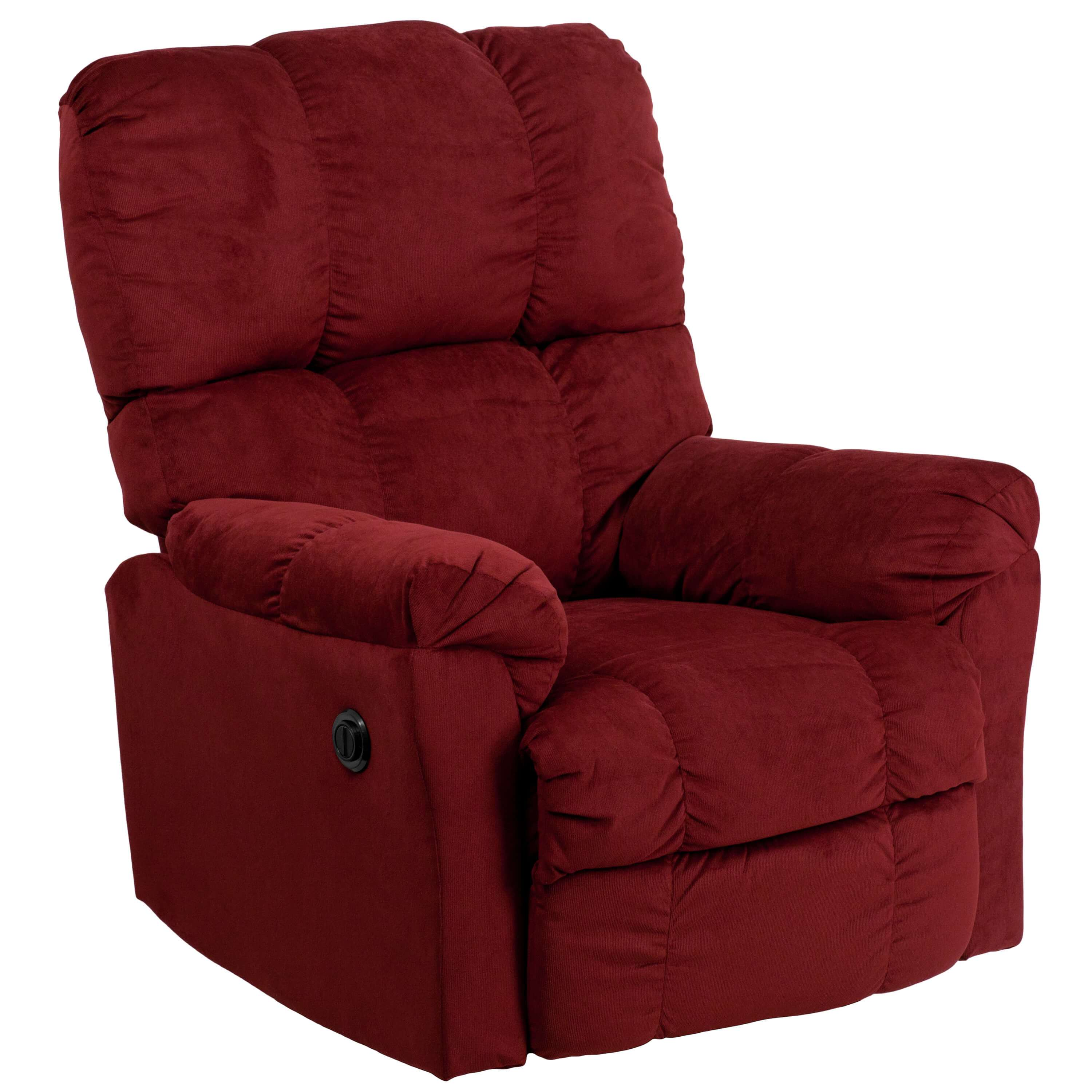 Modern recliner chair CUB AM P9320 4170 GG FLA 1