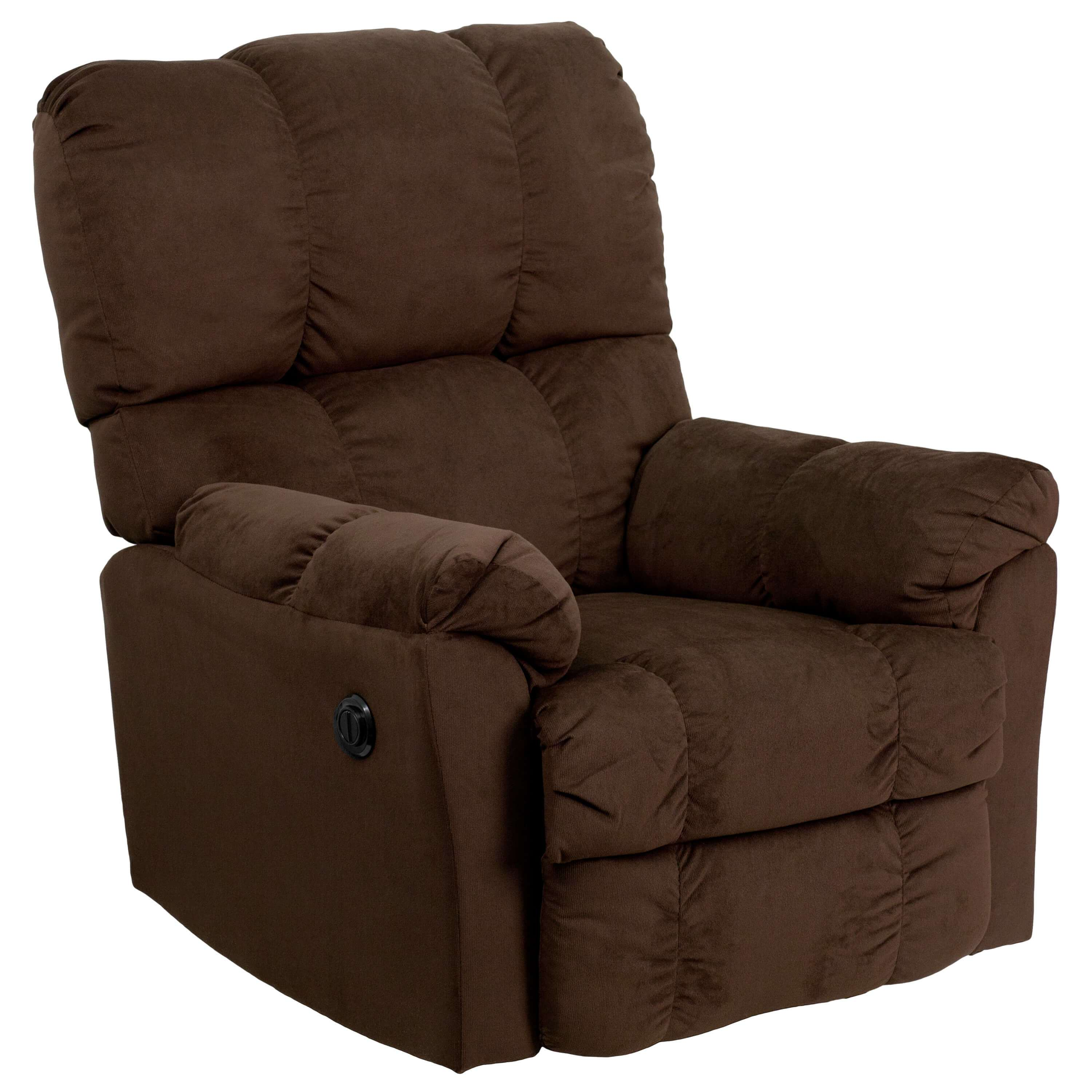 Modern recliner chair CUB AM P9320 4171 GG FLA 1