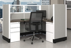 AO2 NOW Modular Office Furniture
