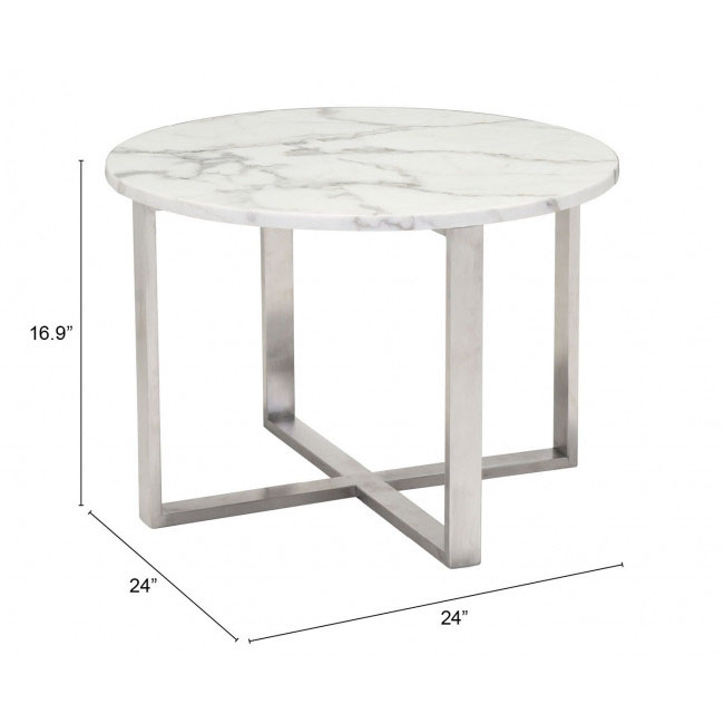 Occasional tables round detail 1