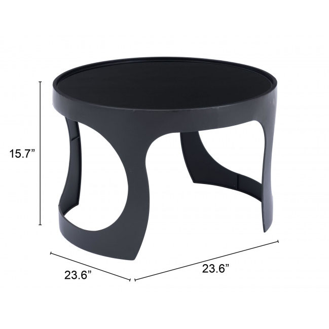 Occasional tables round detail 2