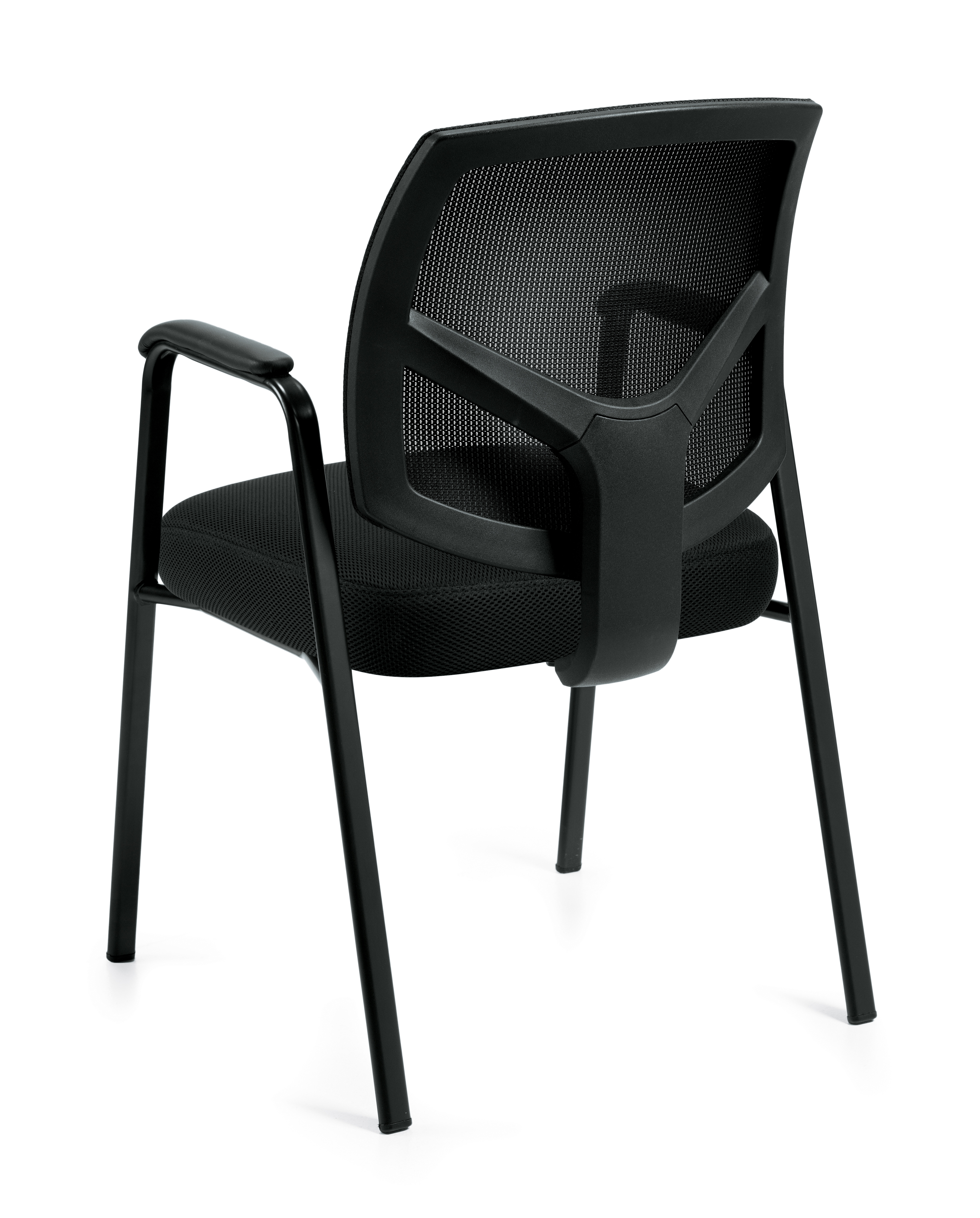 Office armchair back