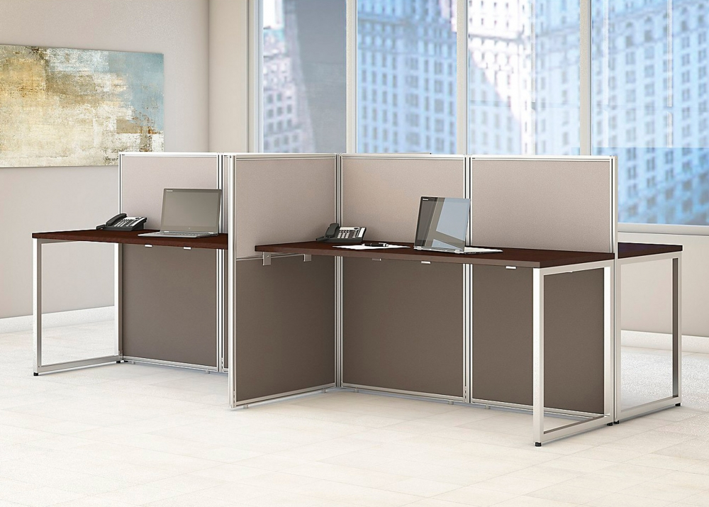 24x60 cubicle desks for small spaces - Desks for small spaces ...