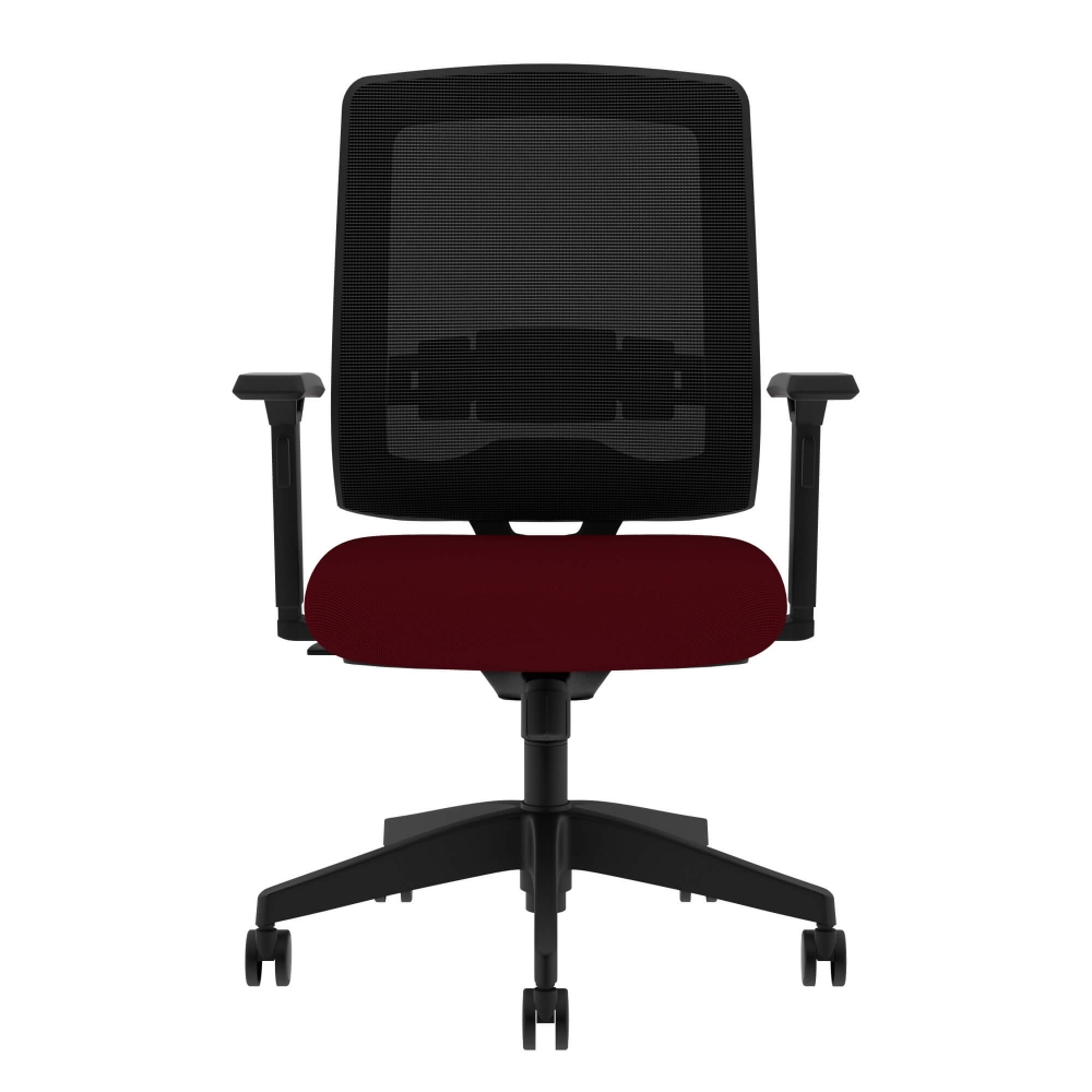 Office desk chairs ctm 5800 fx red