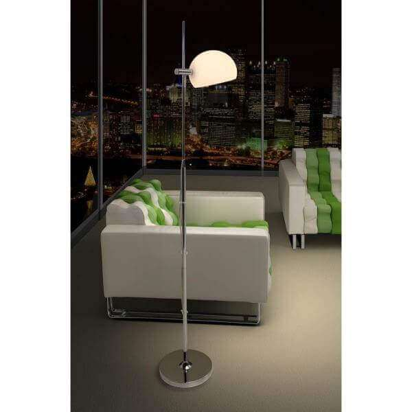 Office floor lamps environmental view