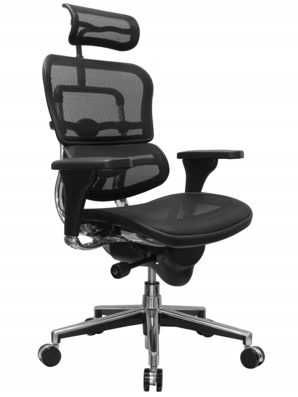 Office Furniture: Ergohuman High Back Tall Office Chairs
