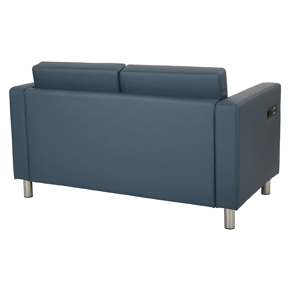 Office furniture loveseat back