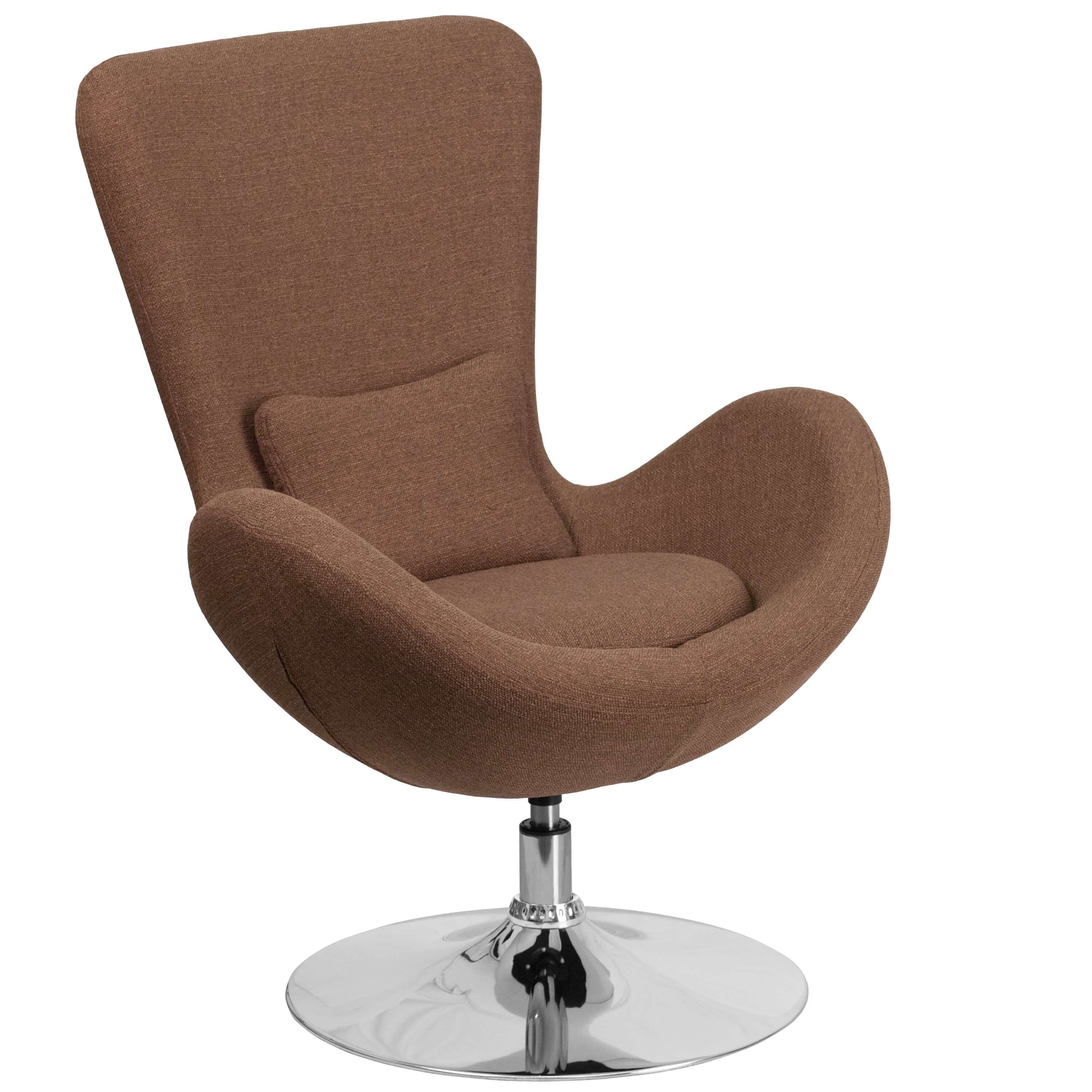 Office lounge chairs CUB CH 162430 BN FAB GG FLA
