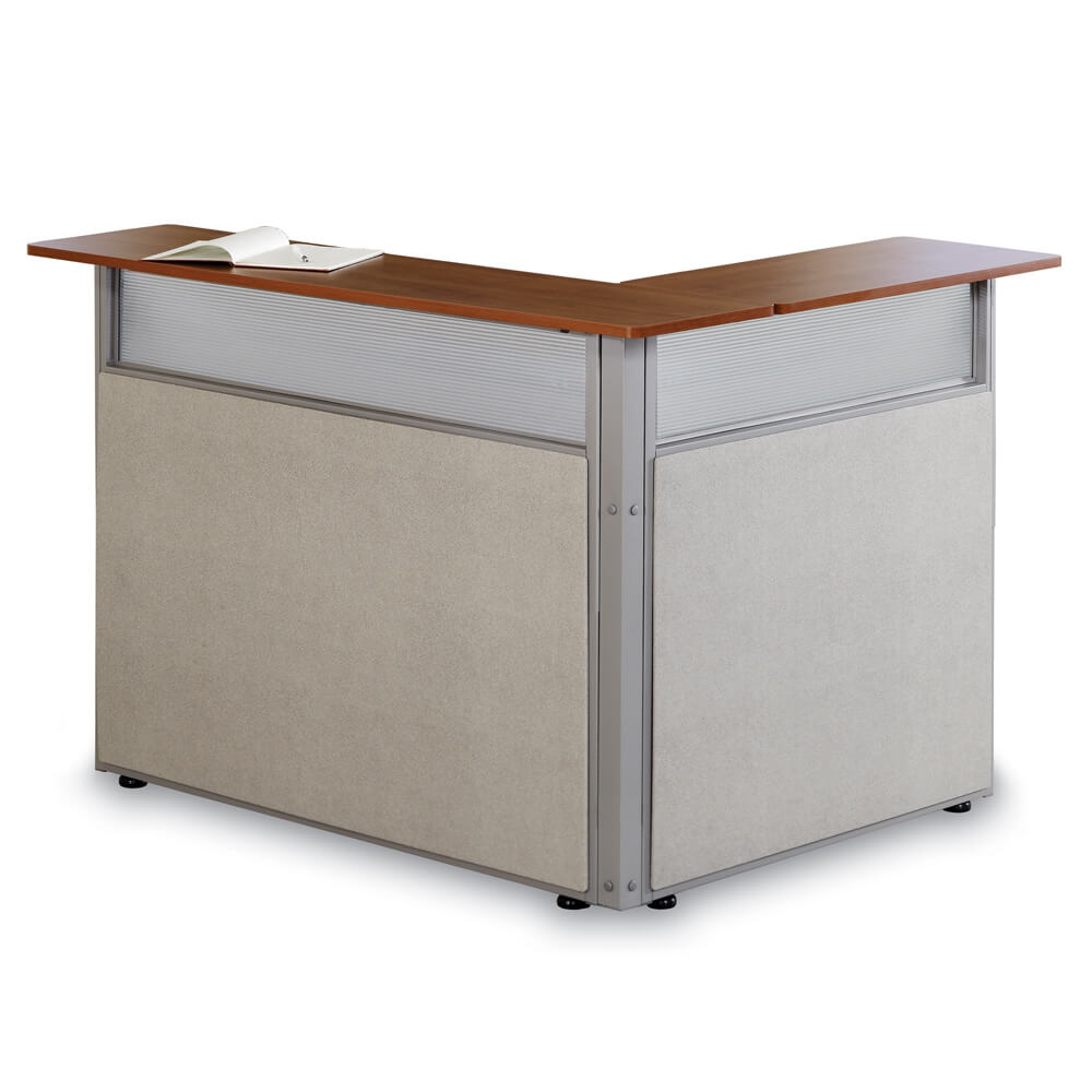 Office Reception Desk Compact