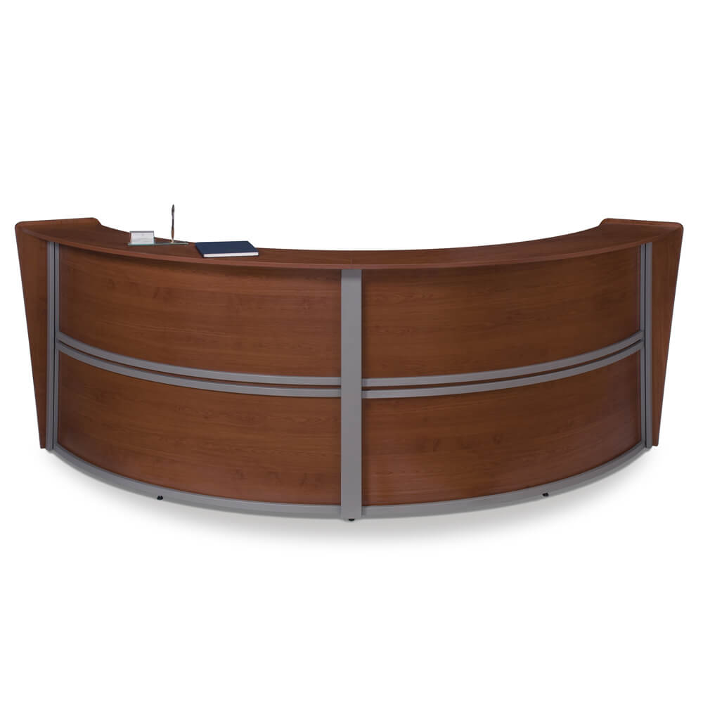 Access Curved Reception Desk