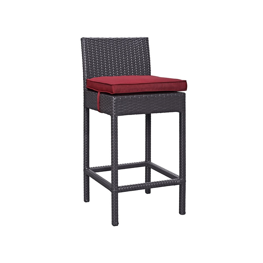 Outdoor bar furniture CUB EEI 1006 EXP RED MOD