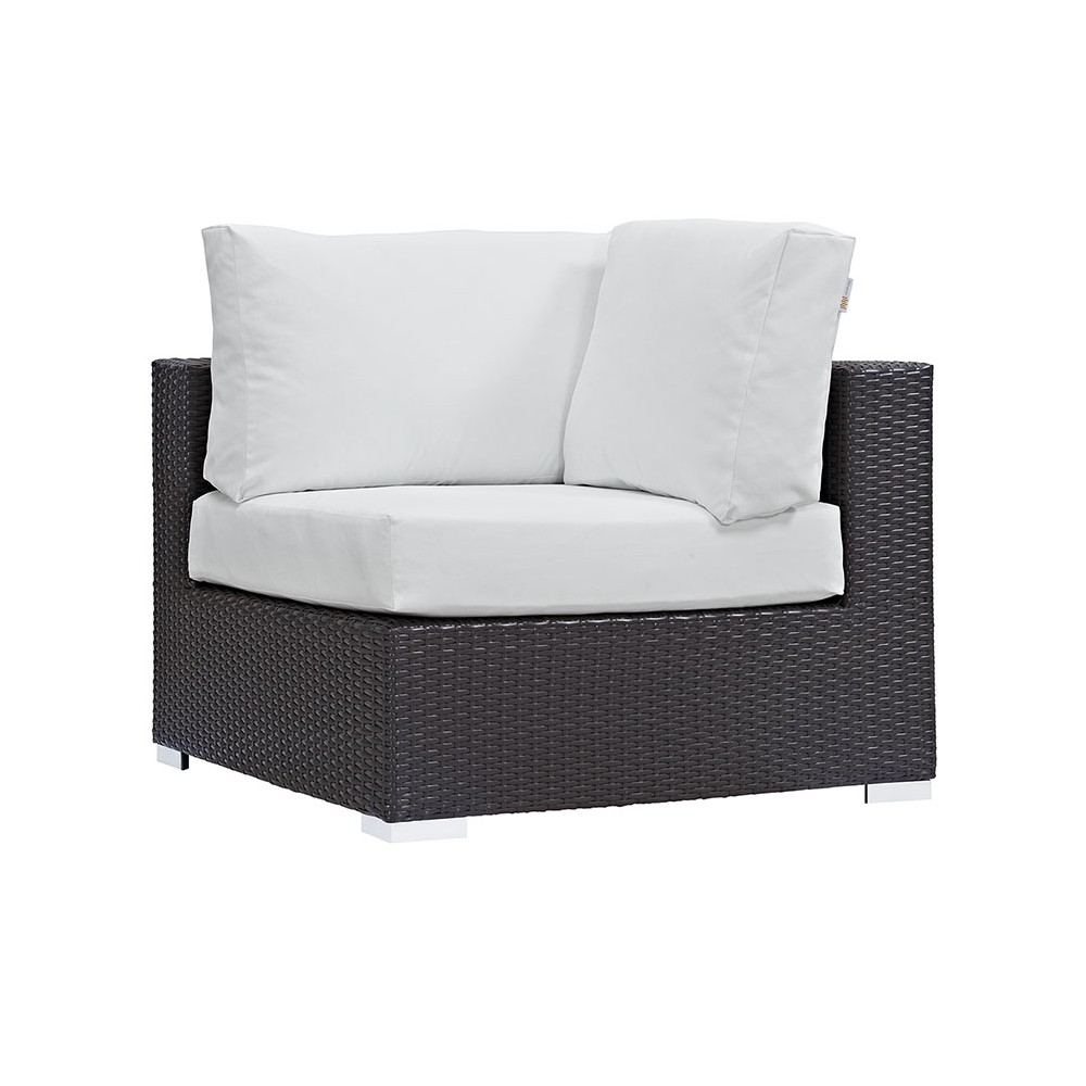 Outdoor lounge furniture CUB EEI 1840 EXP WHI MOD