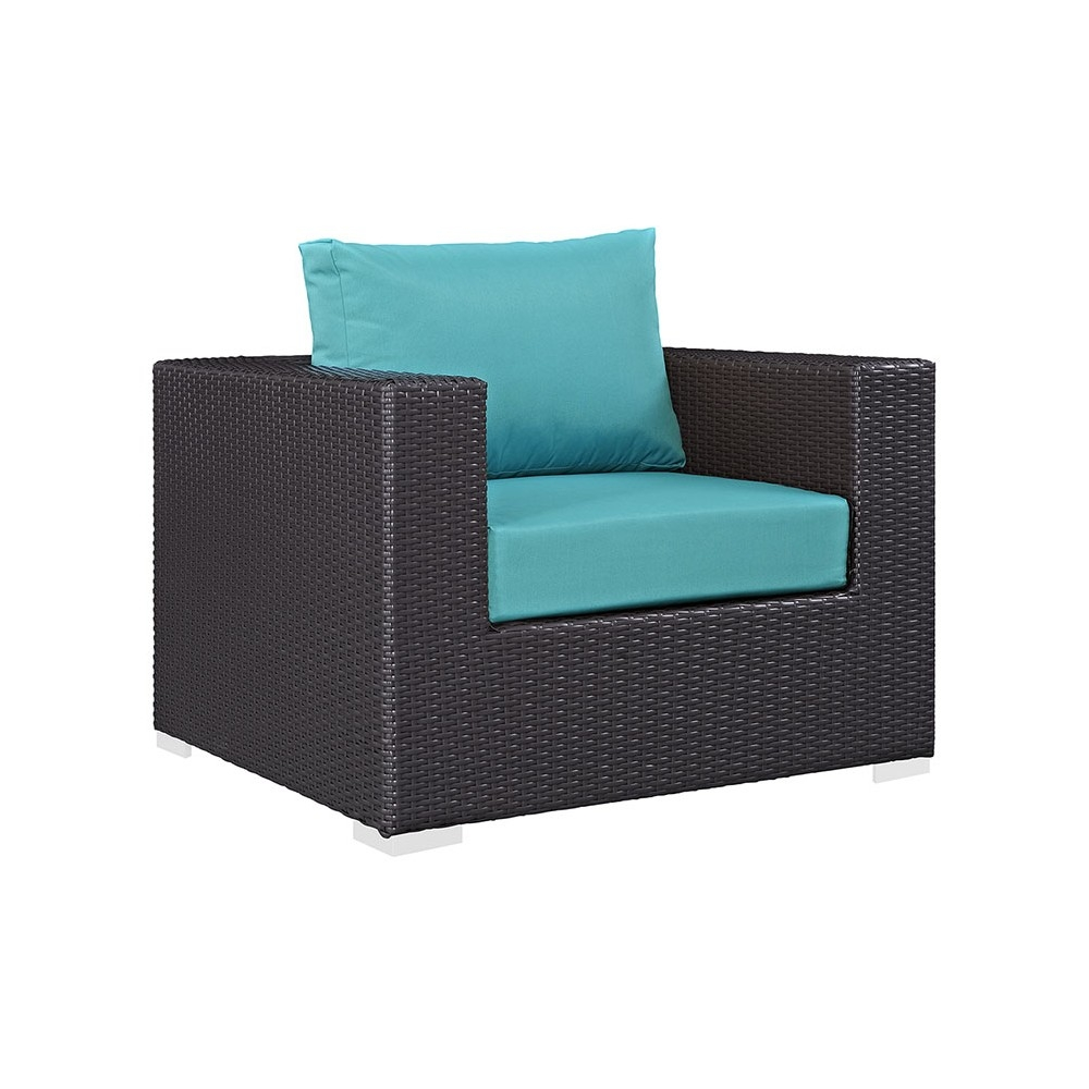 Outdoor lounge furniture CUB EEI 1906 EXP TRQ MOD