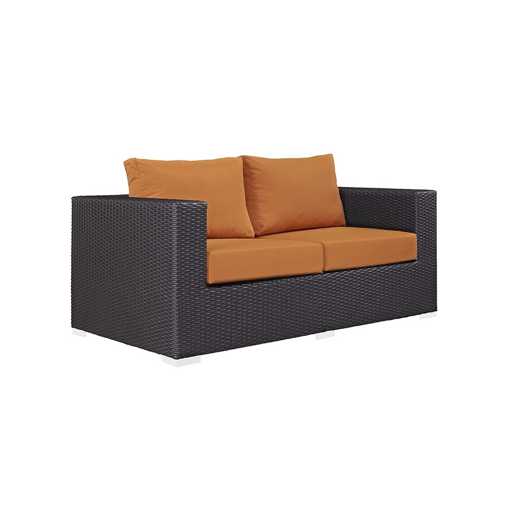 Outdoor lounge furniture CUB EEI 1907 EXP ORA MOD