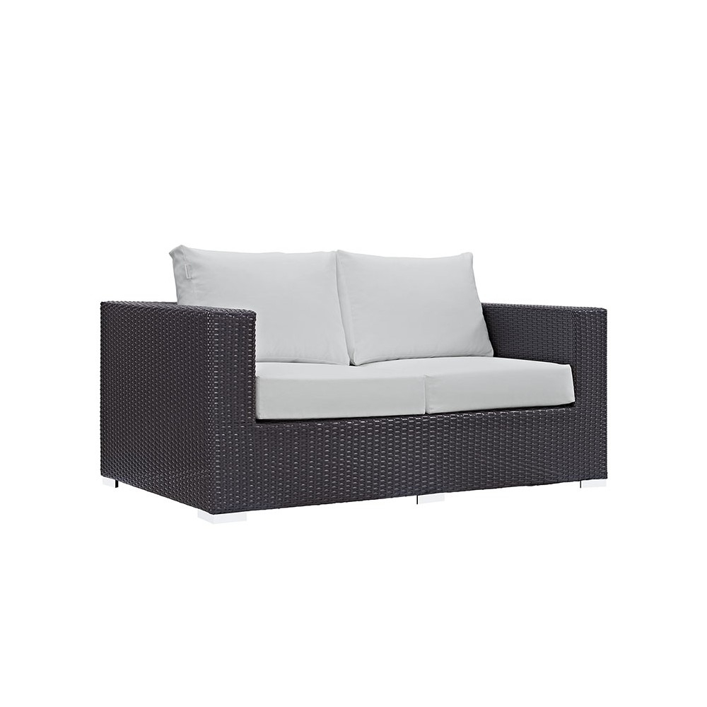 Outdoor lounge furniture CUB EEI 1907 EXP WHI MOD