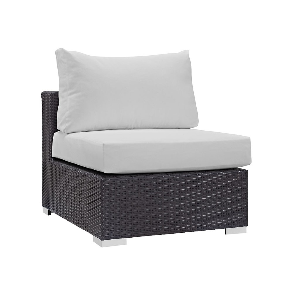 Outdoor lounge furniture CUB EEI 1910 EXP WHI MOD