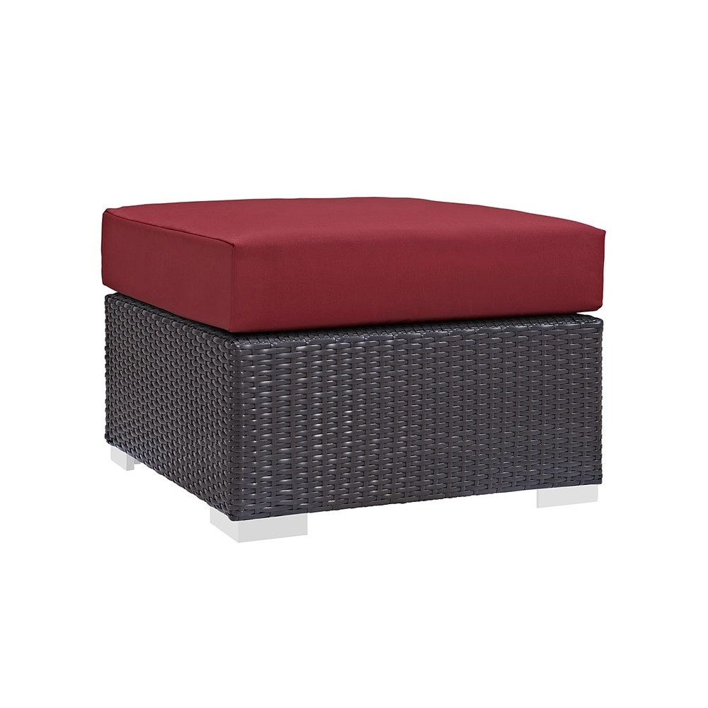Outdoor lounge furniture CUB EEI 1911 EXP RED MOD