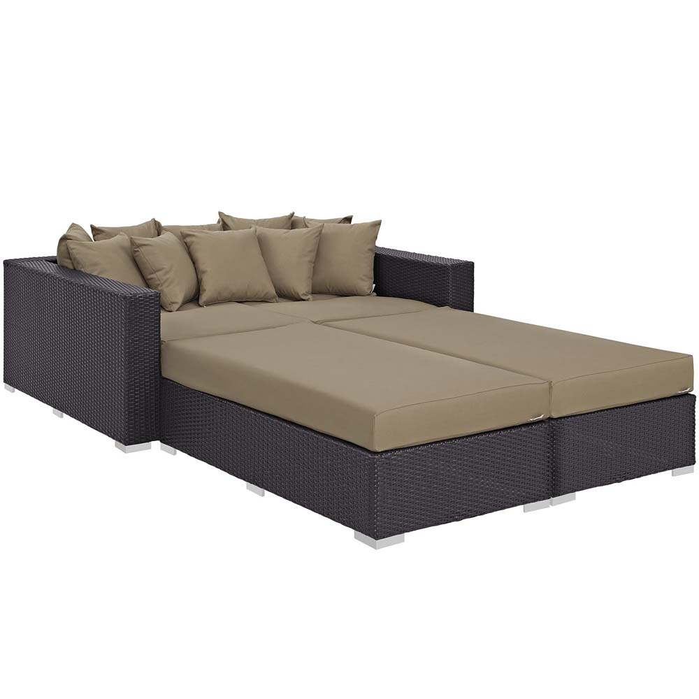 Outdoor lounge furniture CUB EEI 2160 EXP MOC SET MOD