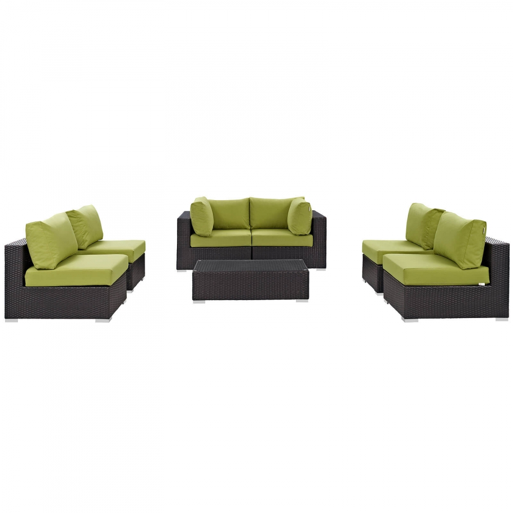 Outdoor lounge furniture CUB EEI 2164 EXP PER SET MOD
