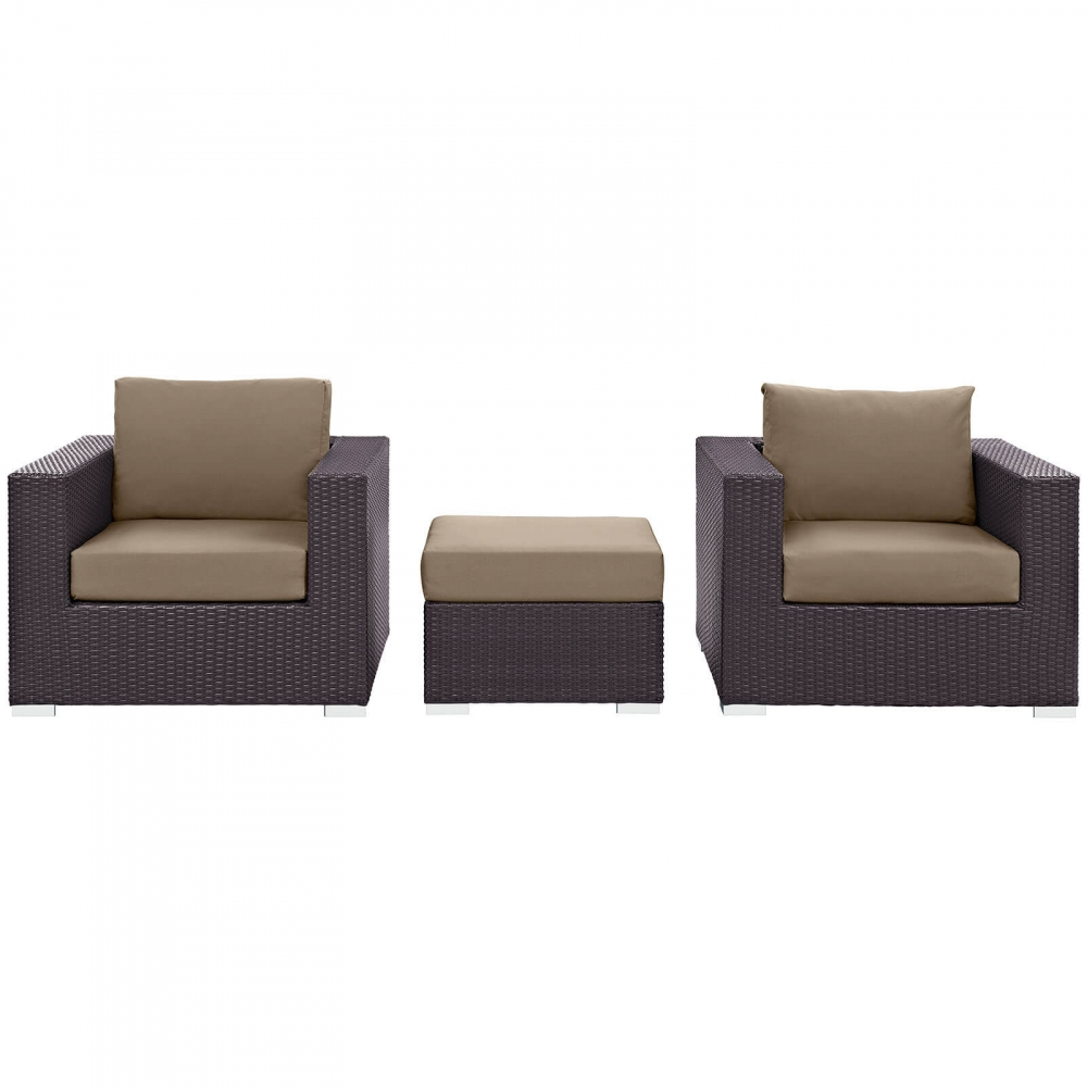 Outdoor lounge furniture CUB EEI 2174 EXP MOC SET MOD