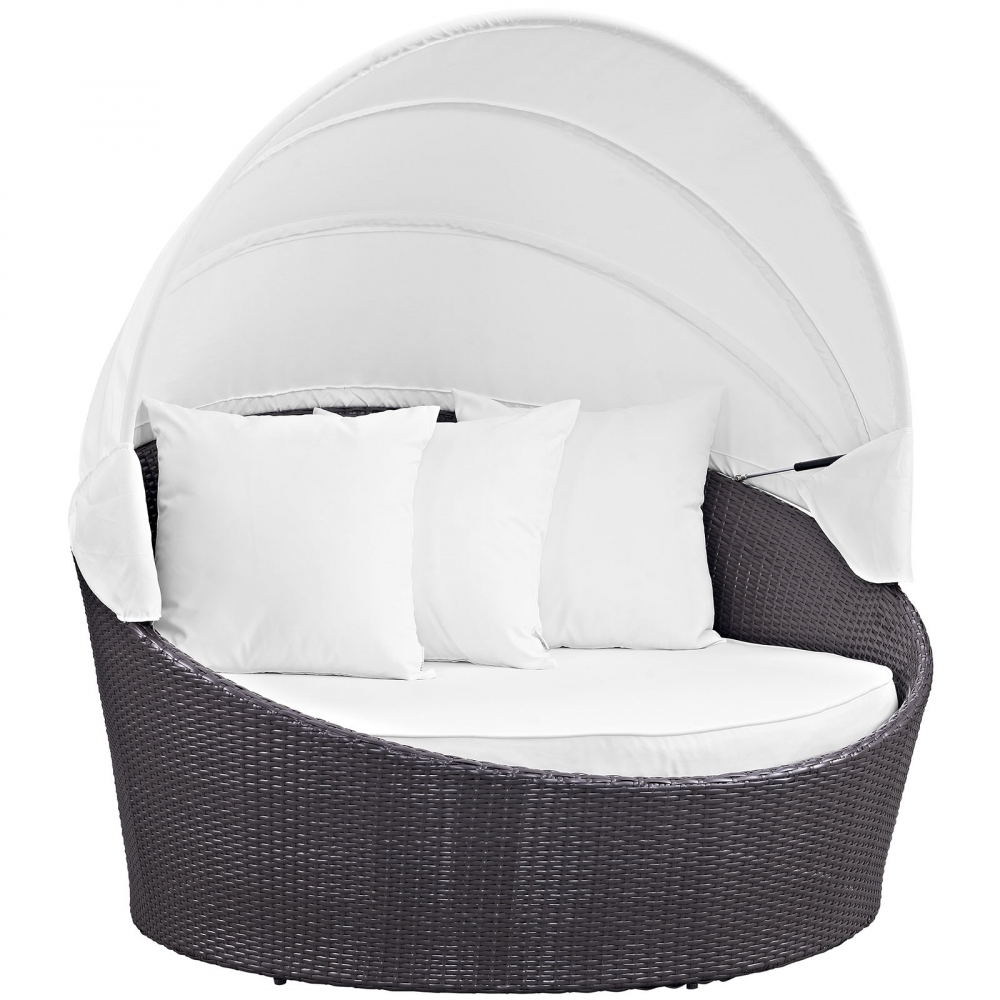 Outdoor lounge furniture CUB EEI 2175 EXP WHI MOD