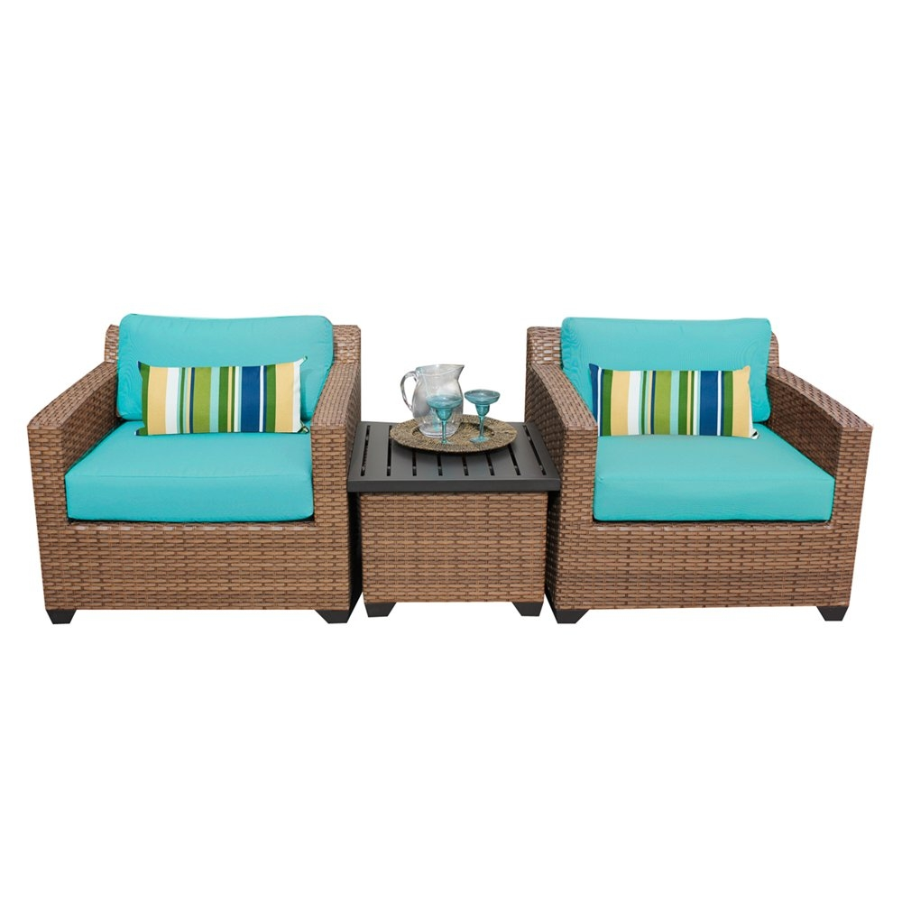 Outdoor lounge furniture CUB LAGUNA 03a ARUBA TKC