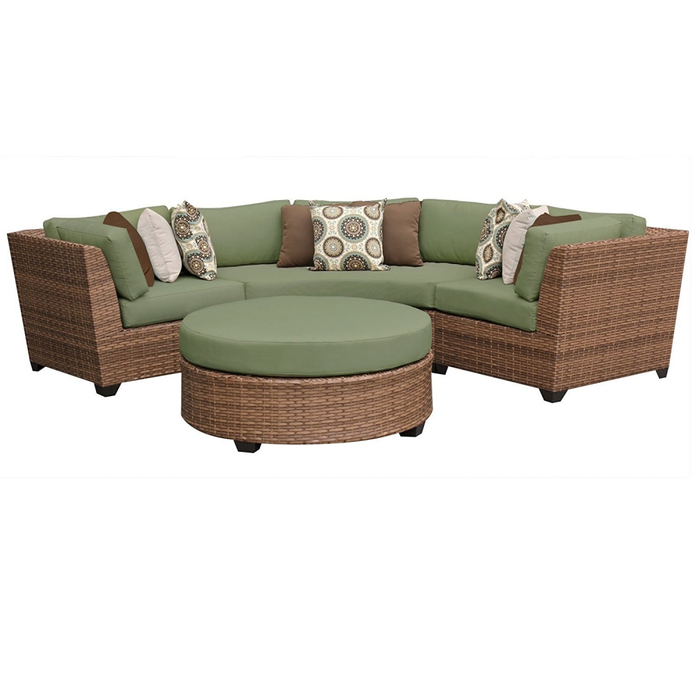 Outdoor lounge furniture CUB LAGUNA 04a CILANTRO TKC