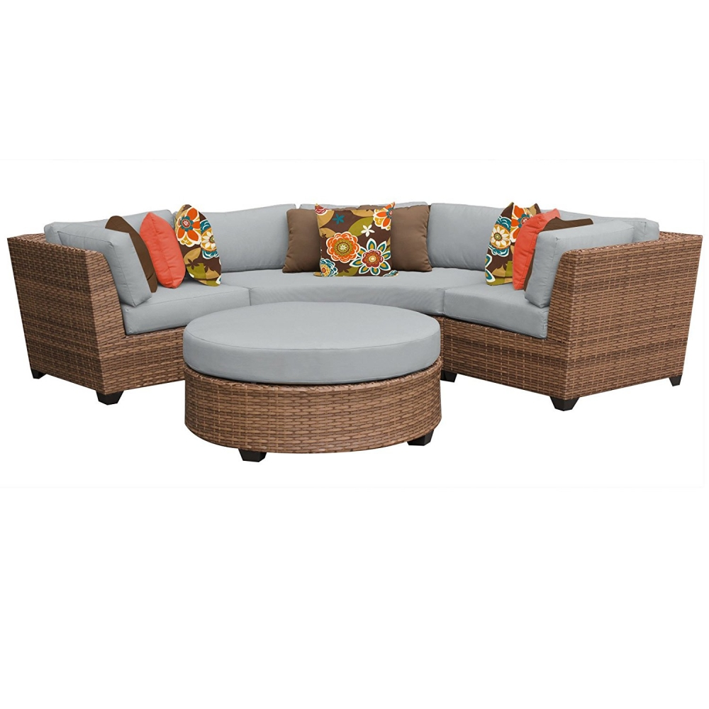 Outdoor lounge furniture CUB LAGUNA 04a GREY TKC
