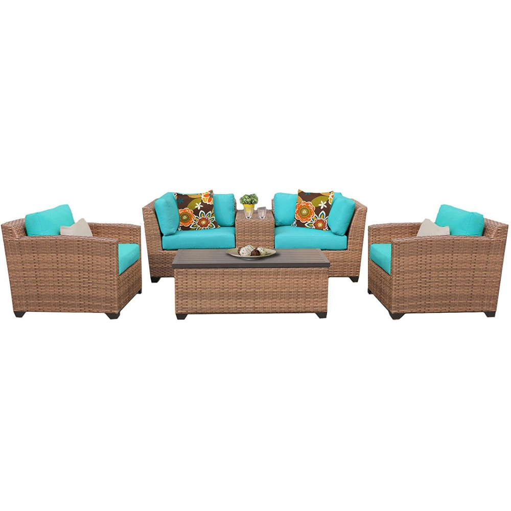 Outdoor lounge furniture CUB LAGUNA 06d ARUBA TKC