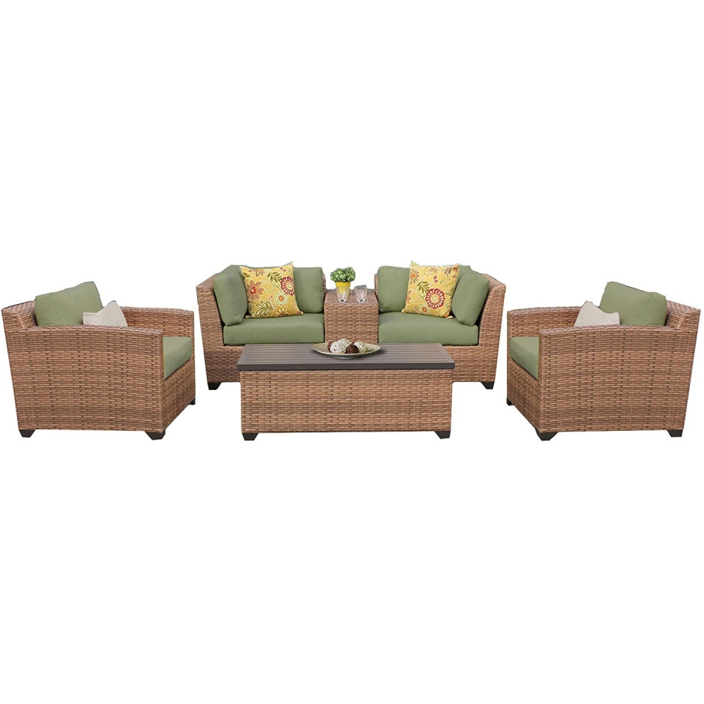 Outdoor lounge furniture CUB LAGUNA 06d CILANTRO TKC
