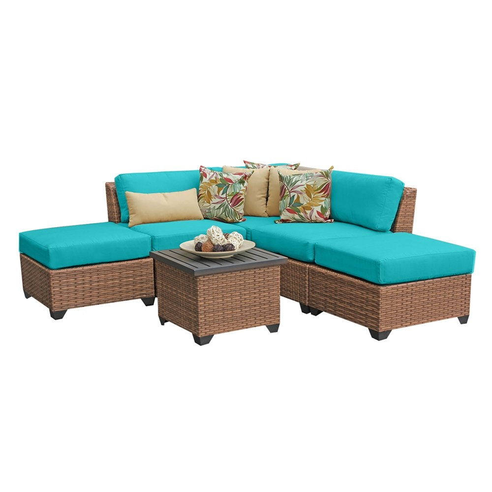 Outdoor lounge furniture CUB LAGUNA 06f ARUBA TKC